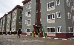 Sanwo-Olu Commissions 492-Flat Housing Estate In Igando, Lagos State