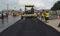 Newer Lagos! Lagos State Govt. rehabilitates 150 dilapidated roads