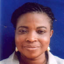 MS. ADEOLA FLORENCE SANWO – HEAD, CONTRACTOR REGISTRATION DEPARTMENT
